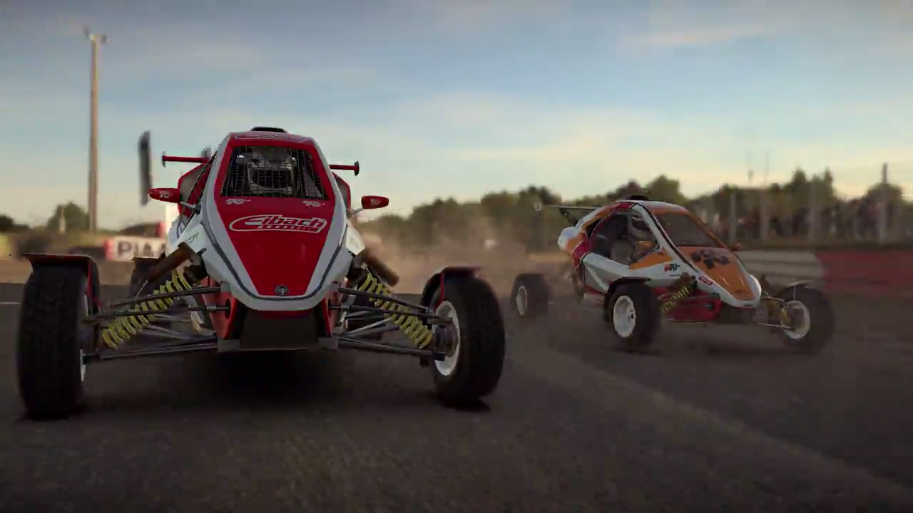 DiRT 4 Larock 2XR Buggies screenshot