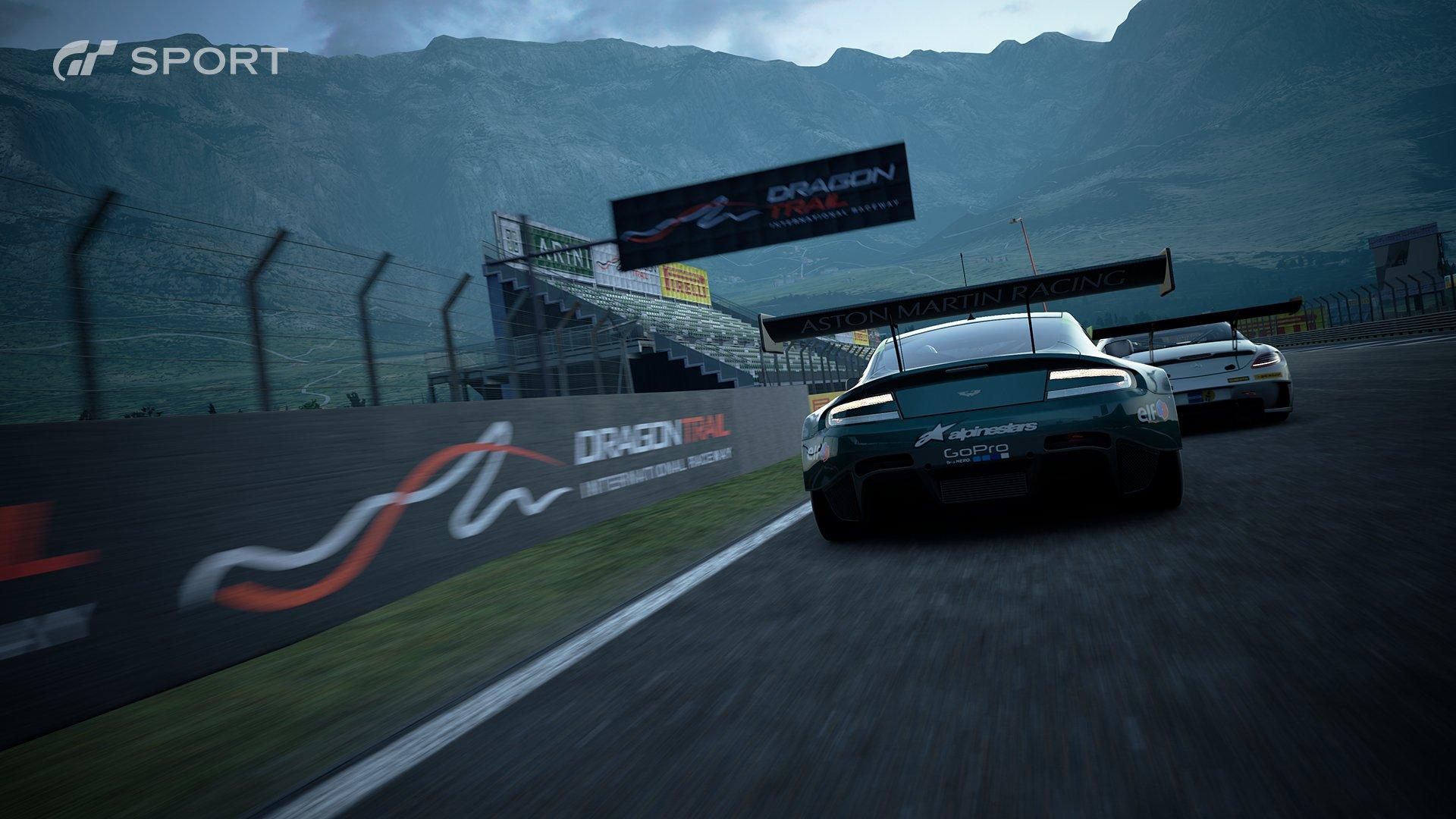 Gran Turismo Sport Dragon Trail 1