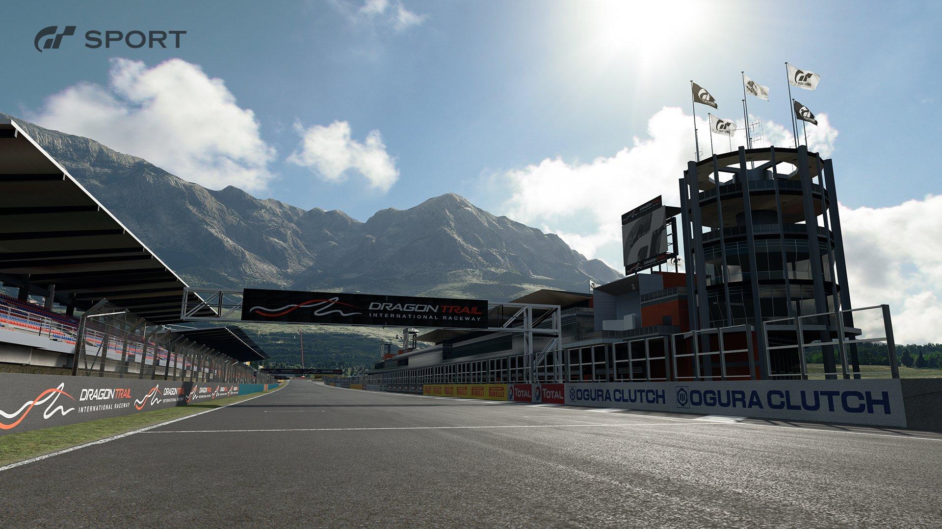 Gran Turismo Sport Dragon Trail 6