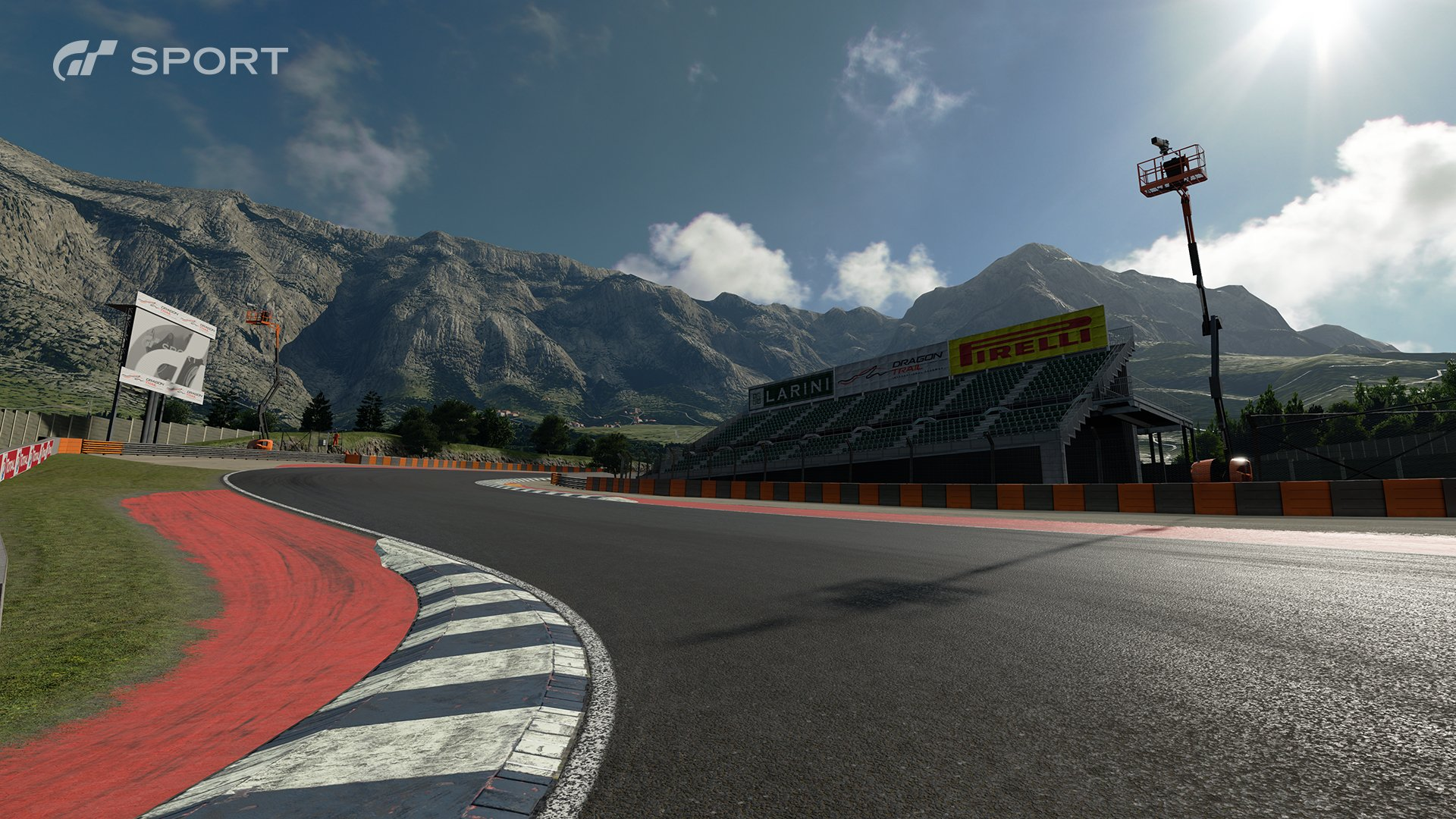 Gran Turismo Sport Dragon Trail 7
