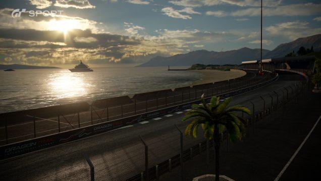 Gran Turismo Sport Dragon Trail 8