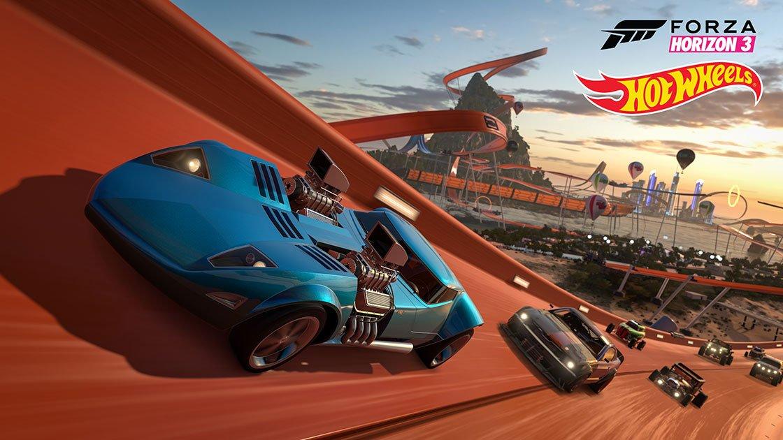 Forza Horizon 3 Hot Wheels Expansion 1