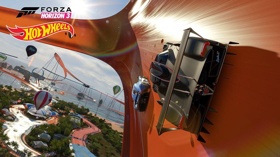 Forza Horizon 3 Hot Wheels Expansion 2