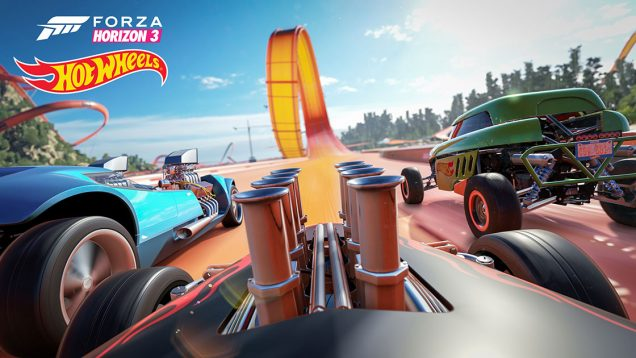 Forza Horizon 3 Hot Wheels Expansion 3