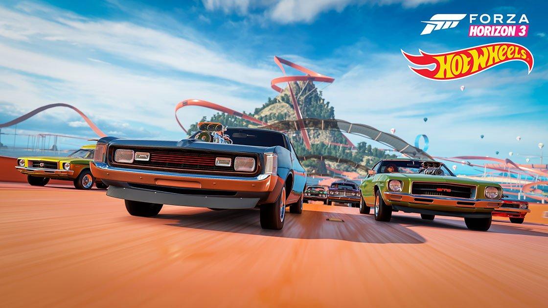 Forza Horizon 3 Hot Wheels Expansion 4