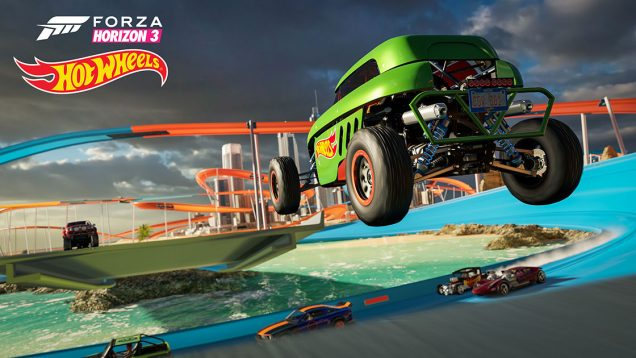 Forza Horizon 3 Hot Wheels Expansion 5