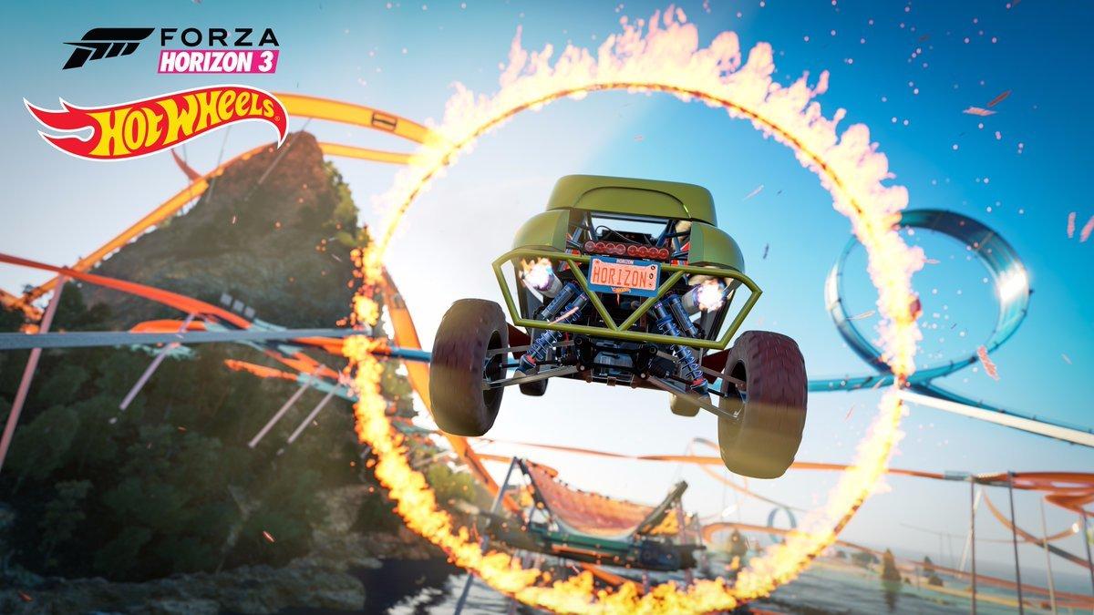 Forza Horizon 3 Hot Wheels Expansion 6