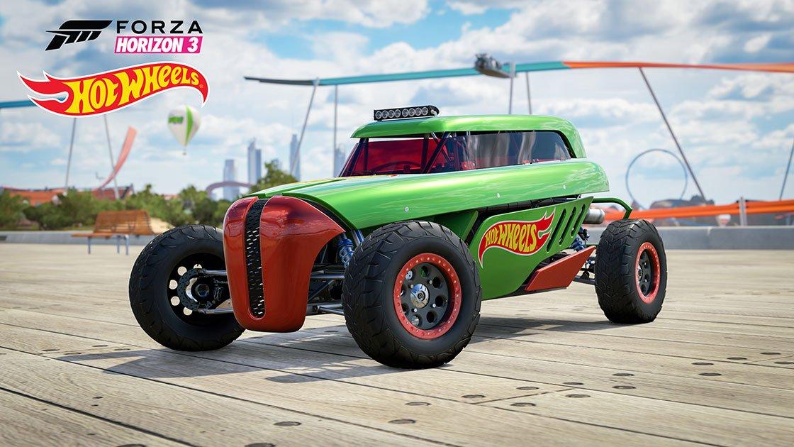 Forza Horizon 3 Hot Wheels Expansion Rip Rod
