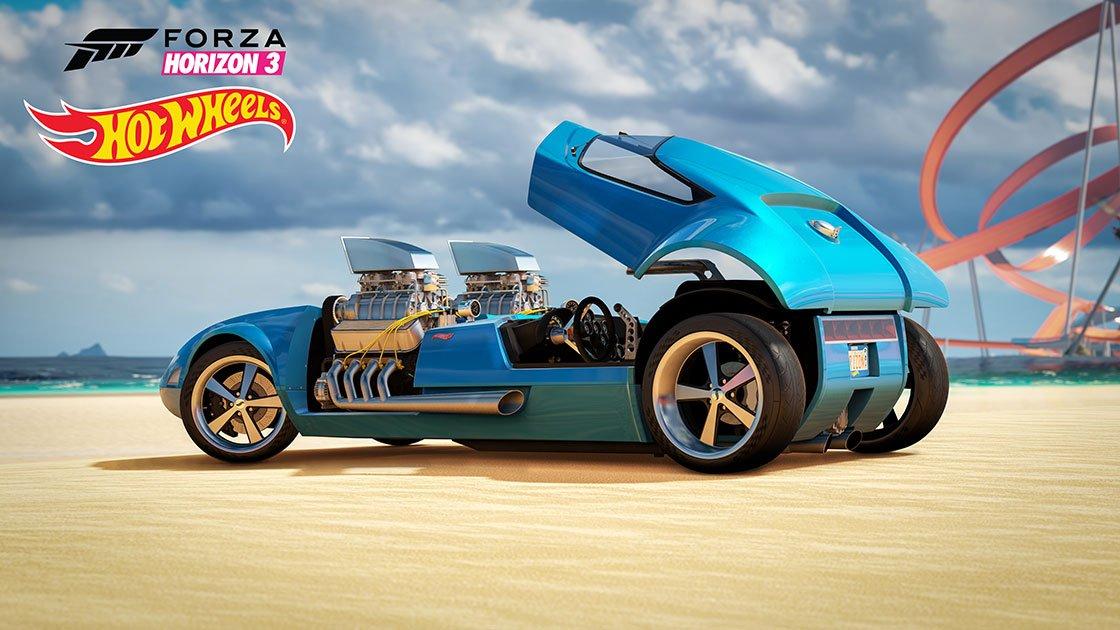 Forza Horizon 3 Hot Wheels Expansion Twin Mill