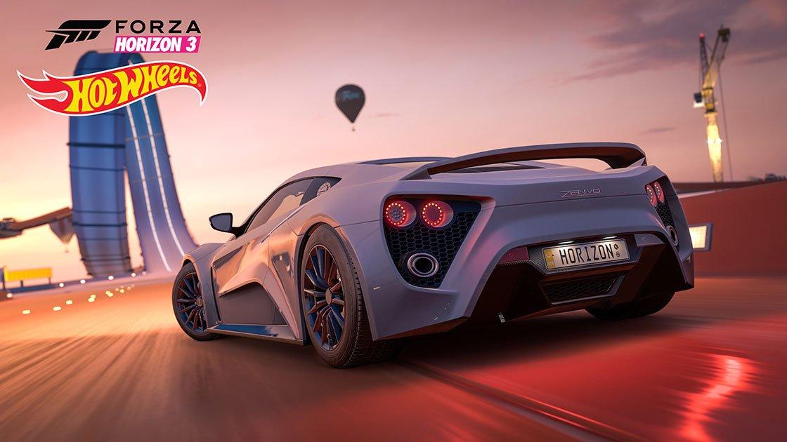 Forza Horizon 3 Hot Wheels Expansion Zenvo ST1