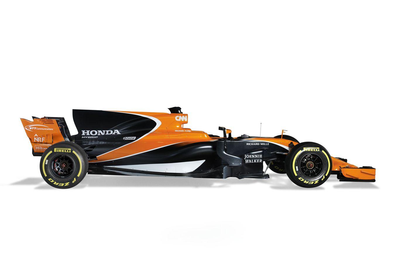 McLaren-Honda MCL32 side
