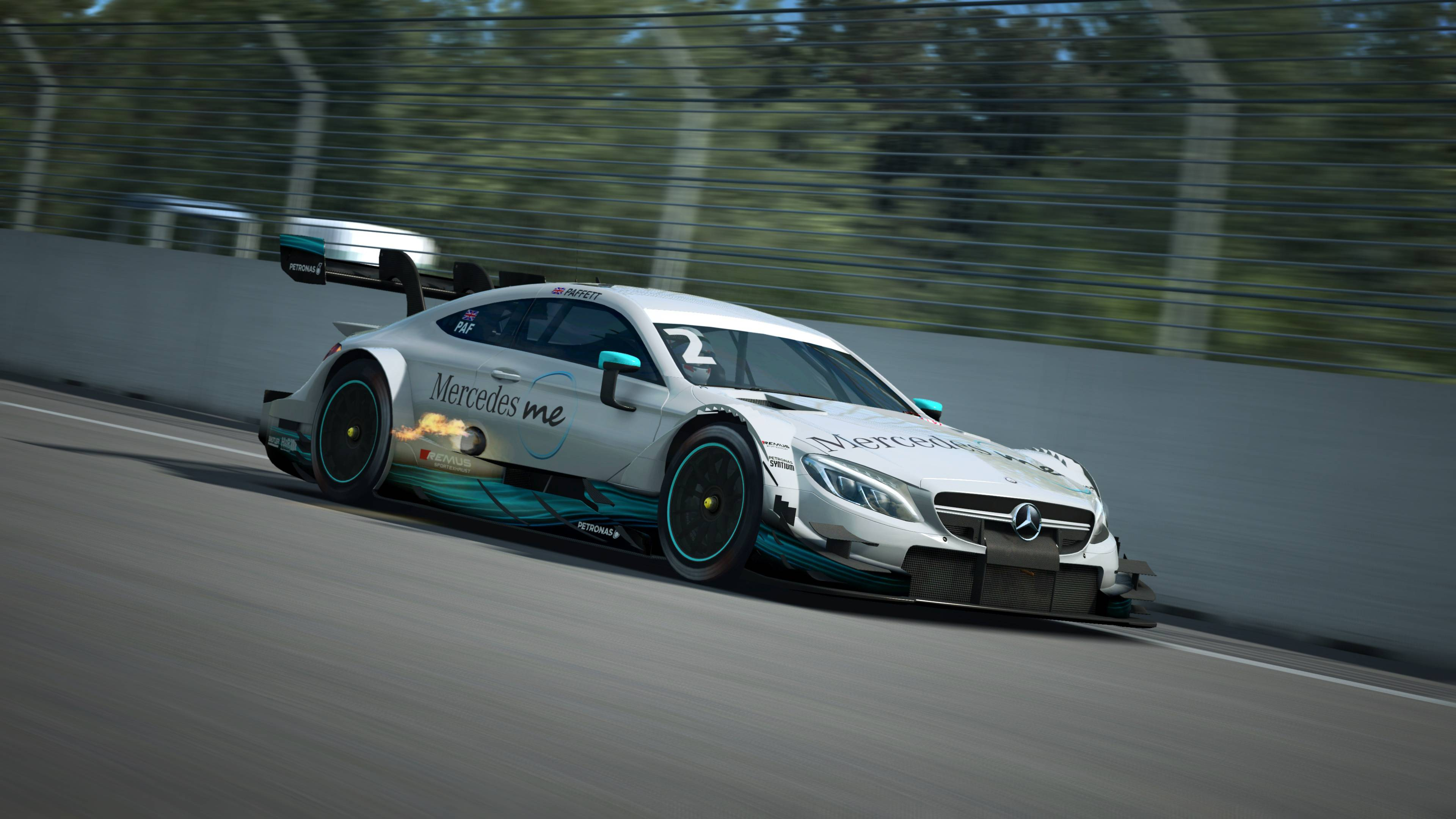 Raceroom Mercedes Amg Motorsport Eracing Competition