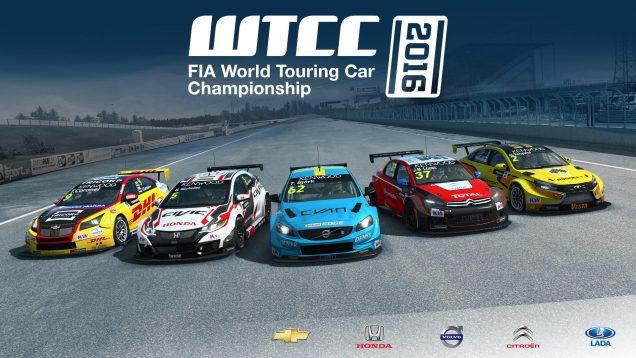 RaceRoom WTCC 2016 banner