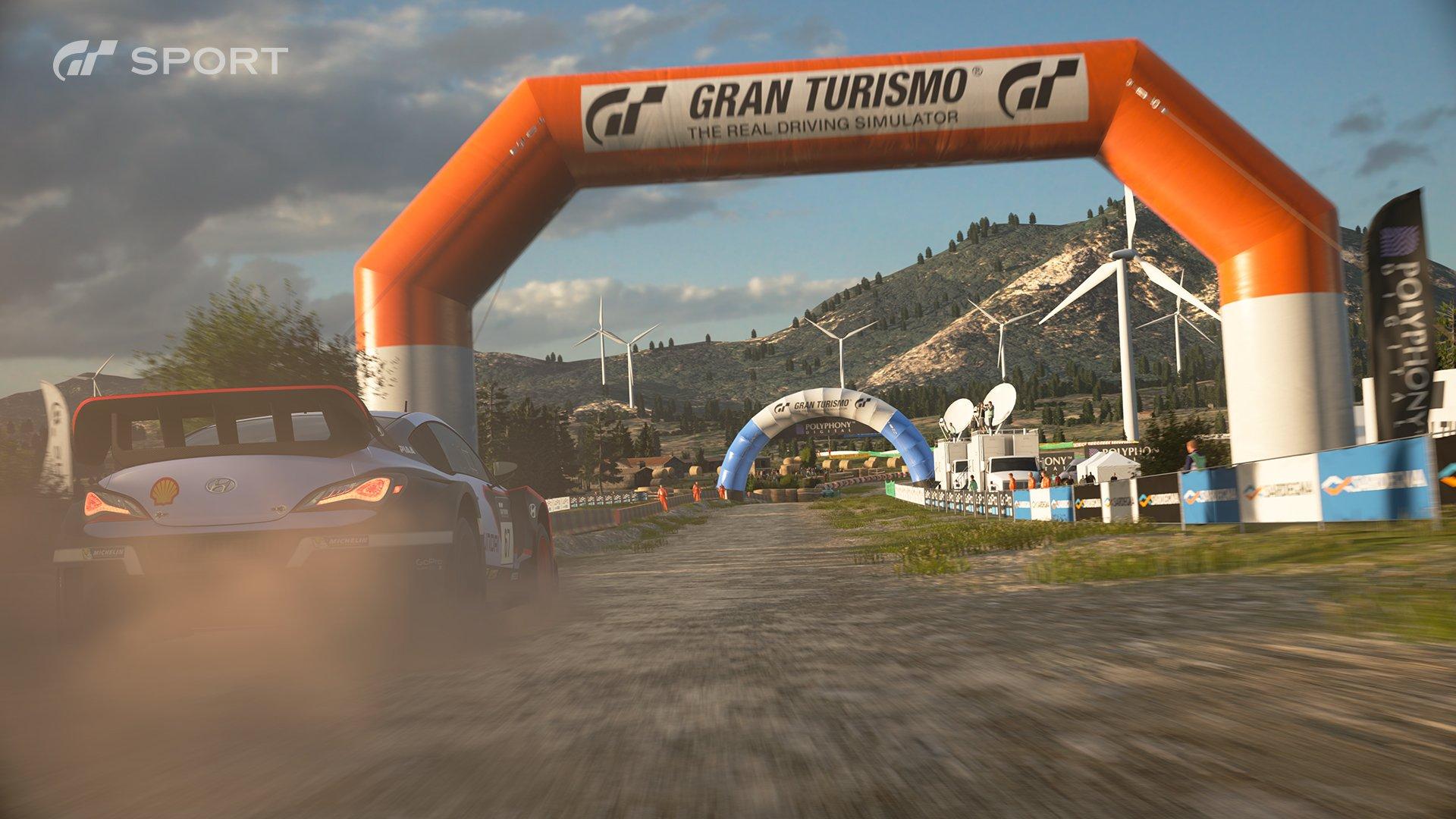 Gran Turismo Sport Sardegna Windmils 5