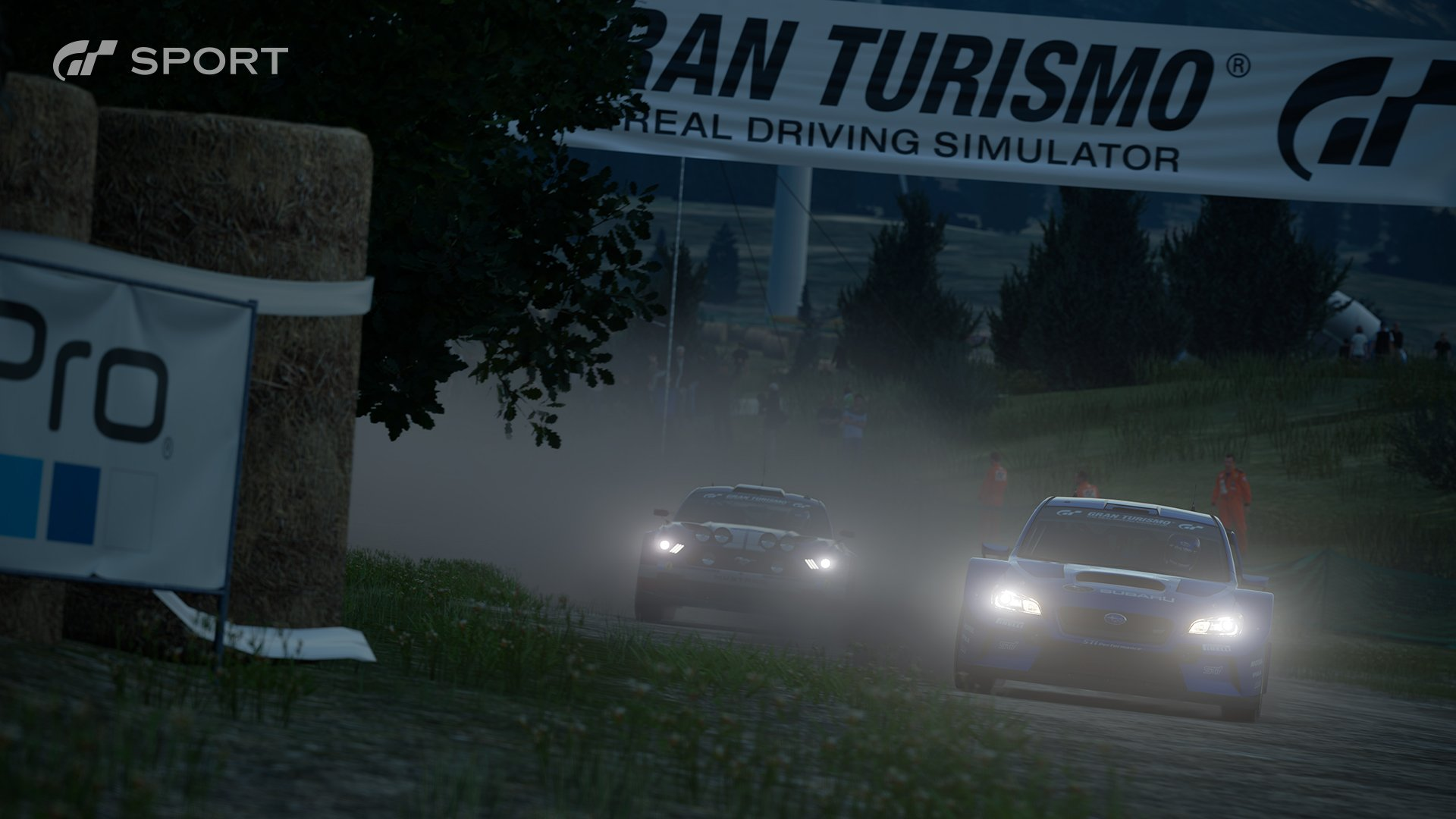 Gran Turismo Sport Sardegna Windmils 6