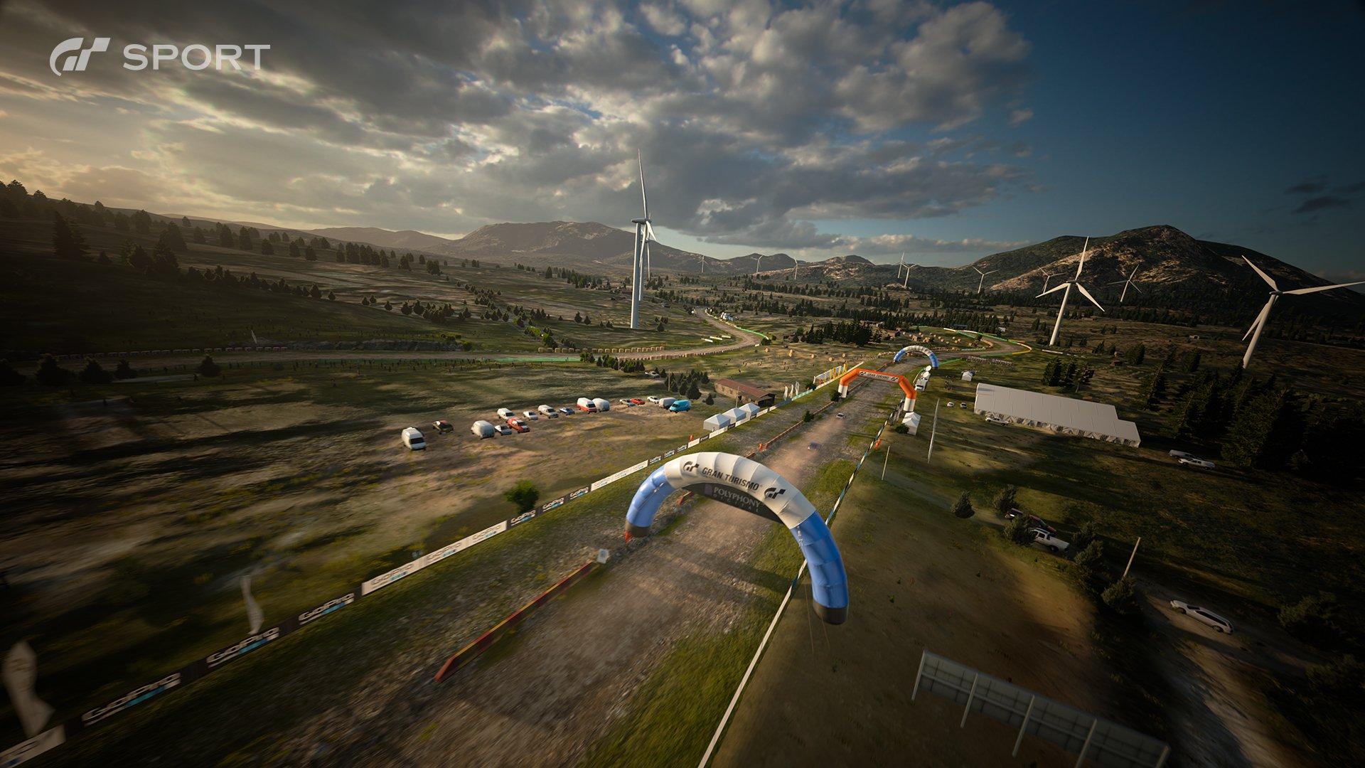 Gran Turismo Sport Sardegna Windmils 8