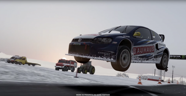 Project CARS 2 VW Polo RX