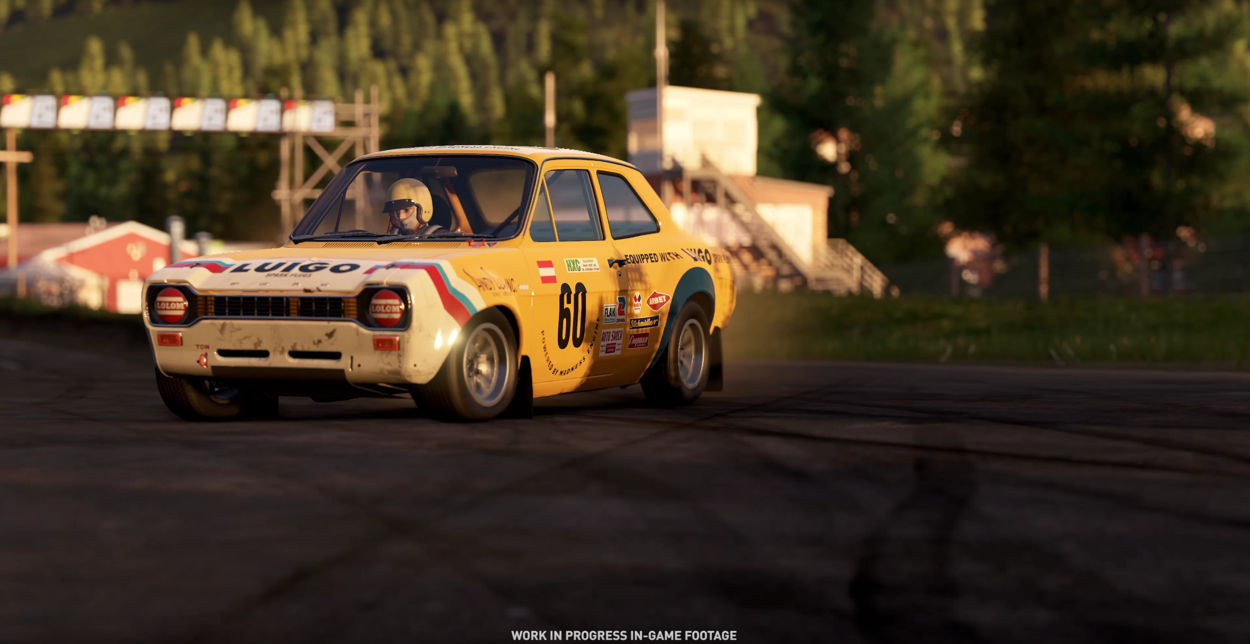 Project CARS 2 Ford Escort RS 1600 RX