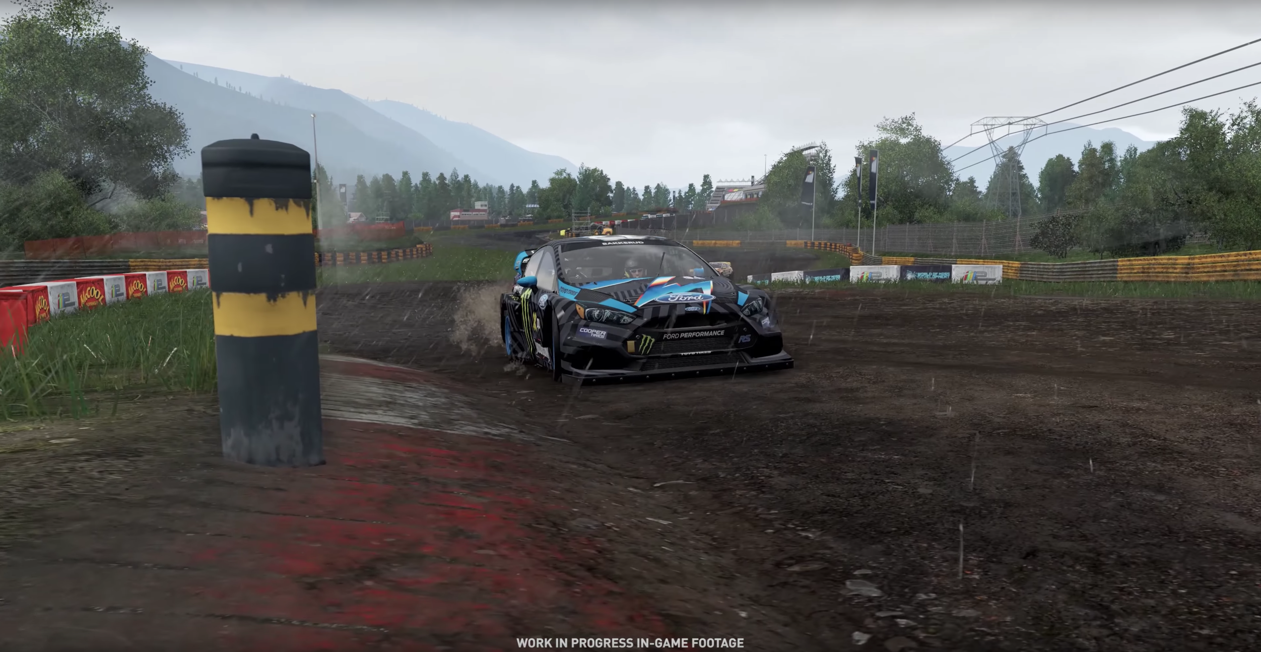 Project CARS 2 Ford Fiesta RS RX