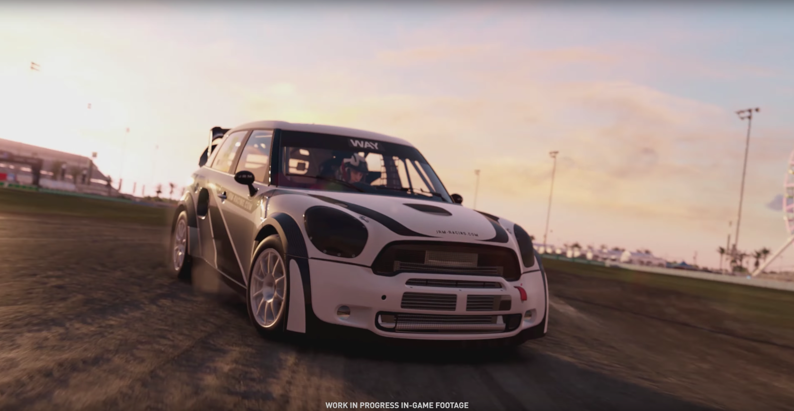 Project CARS 2 Mini Countryman RX