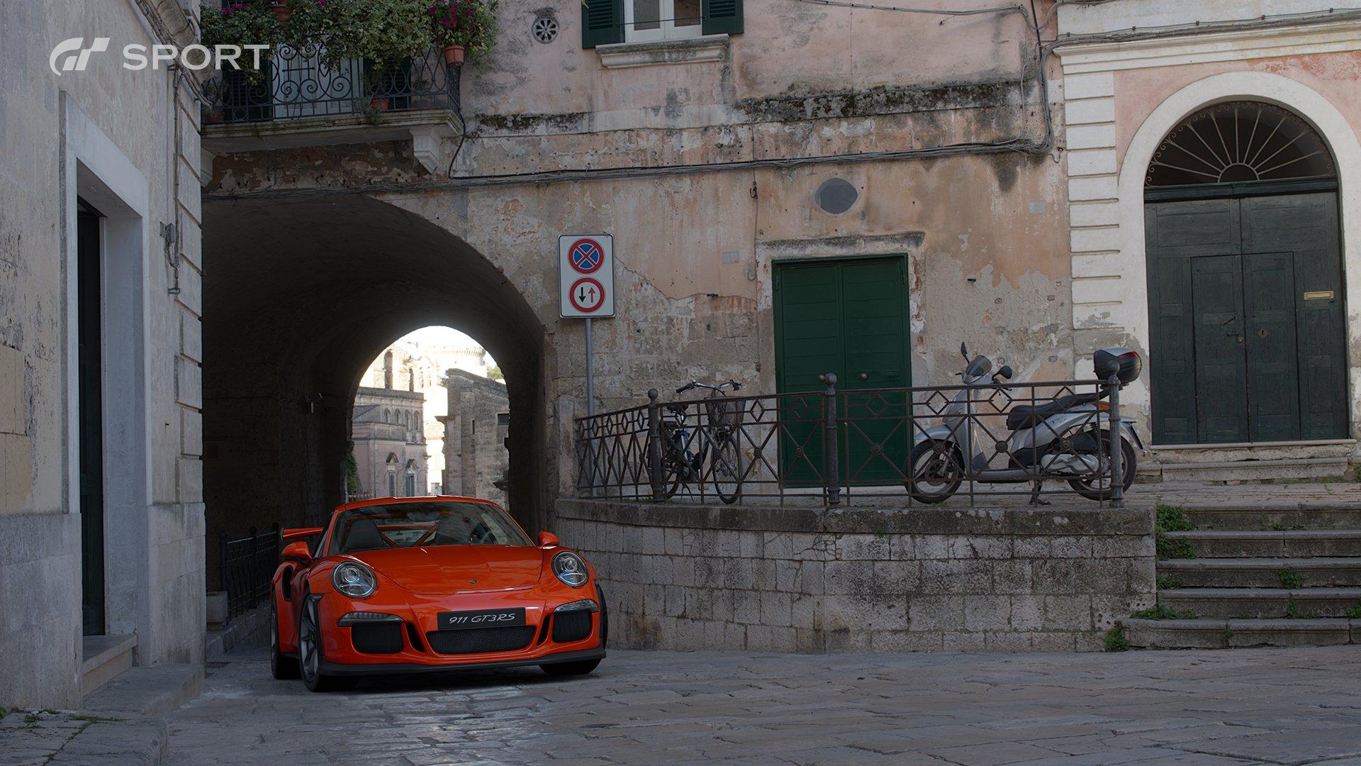 Gran Turismo Sport Porsche 991 911 GT3 RS exterior 2