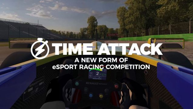 iRacing Time Attack trailer thumbnail