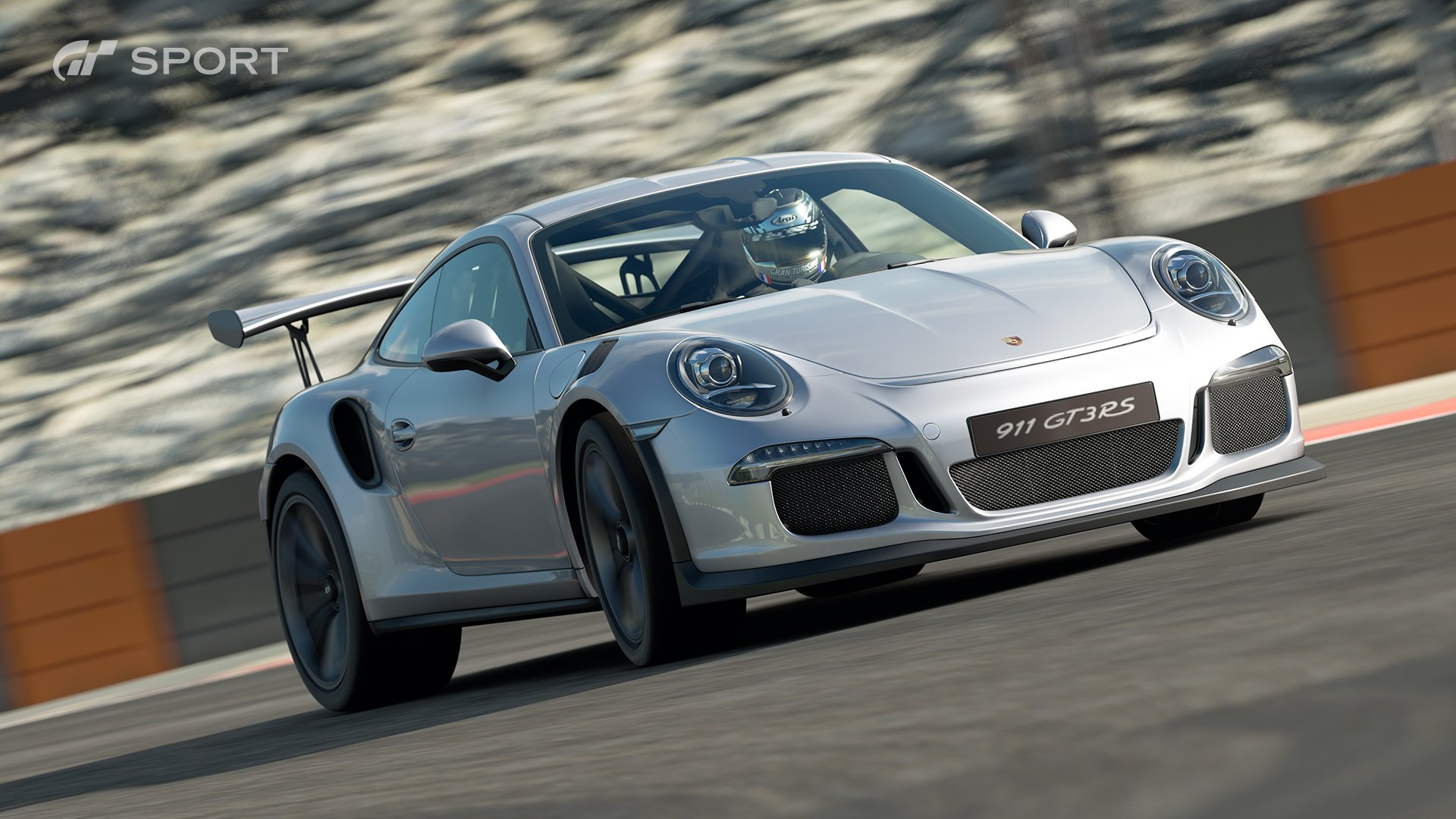 Gran Turismo Sport Porsche 991 911 GT3 RS race 1