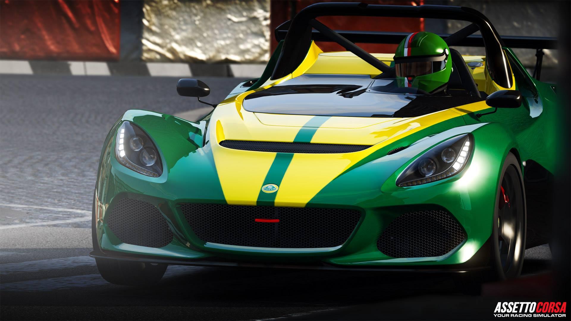 Assetto Corsa Ready To Race DLC Lotus 3-Eleven
