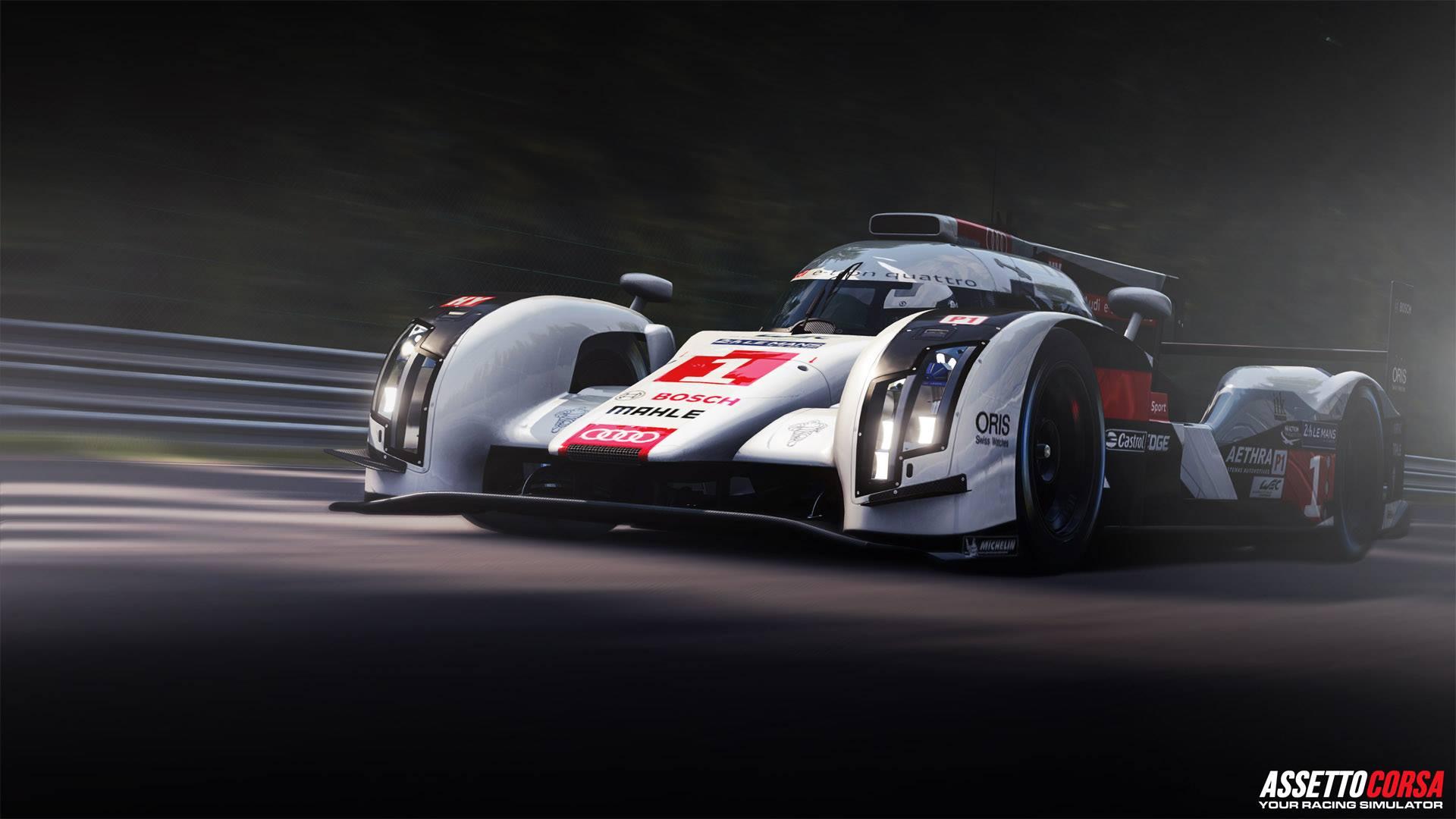 Assetto Corsa Ready To Race DLC Audi R18 e-tron Quattro 2014