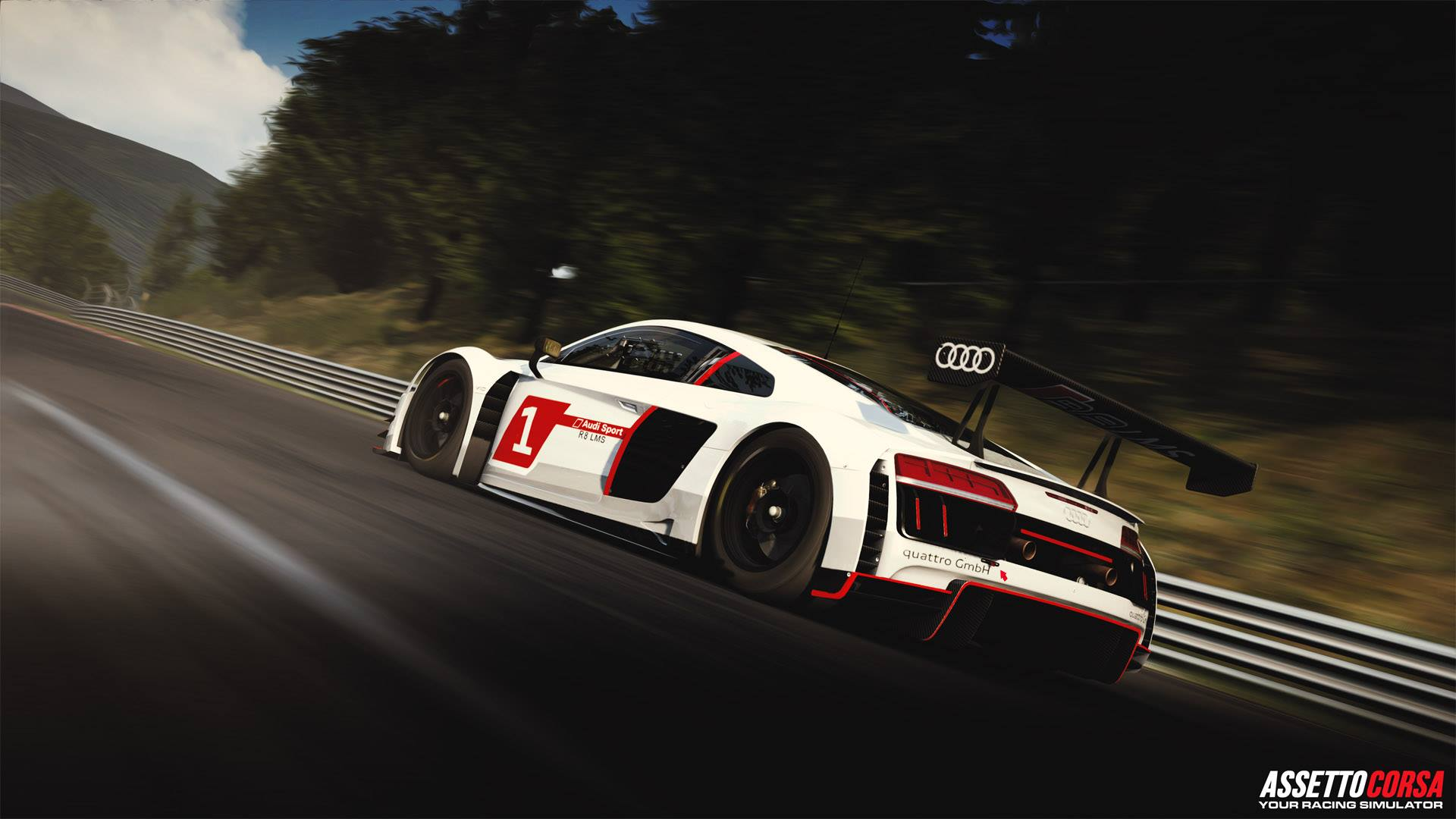 Assetto Corsa Ready To Race DLC Audi R8 LMS 2016