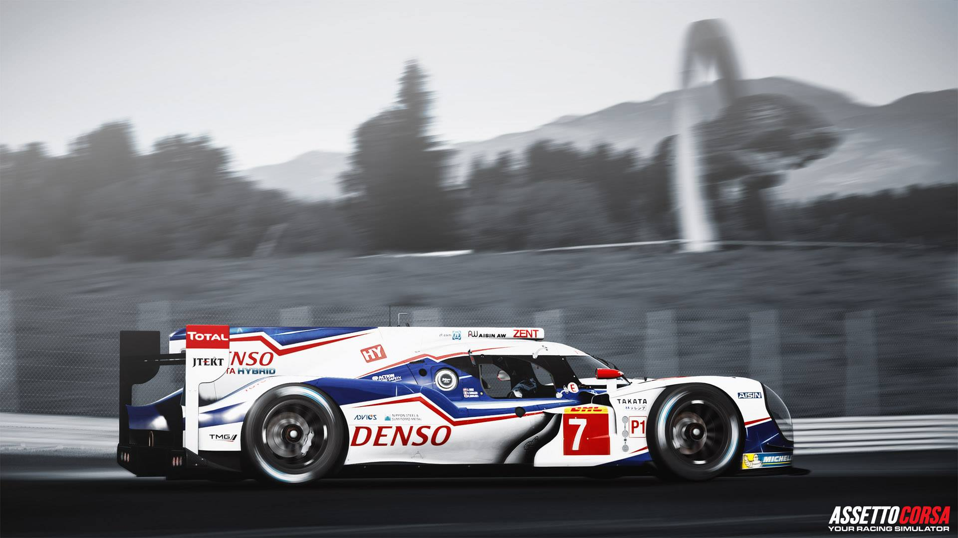 Assetto Corsa Ready To Race DLC Toyota TS040 Hybrid