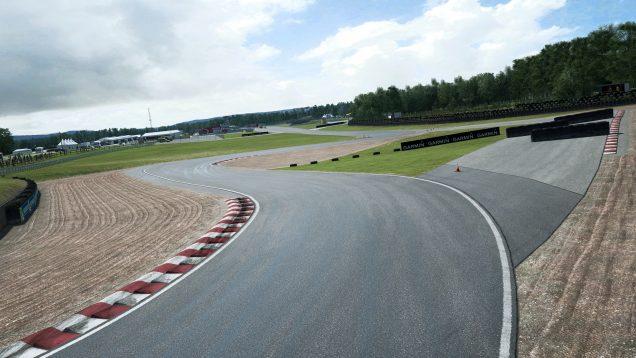 RaceRoom Falkenbergs Motorbana preview 2