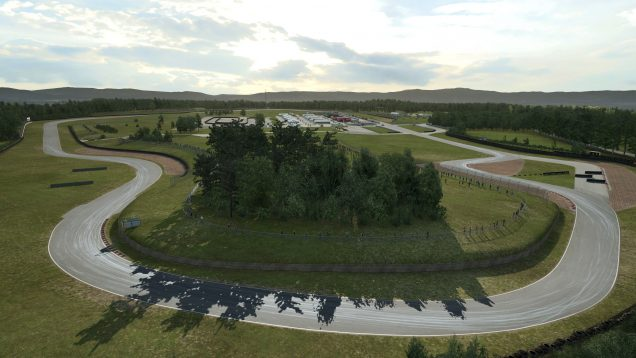 RaceRoom Falkenbergs Motorbana preview 7