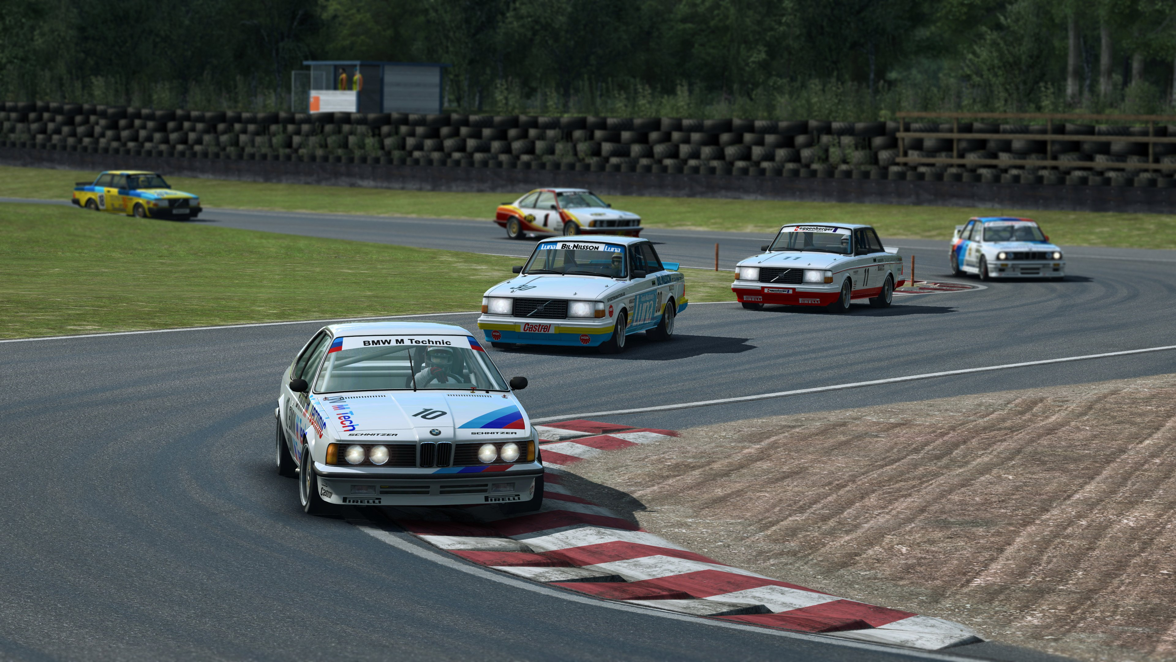 RaceRoom Falkenbergs Motorbana preview 4