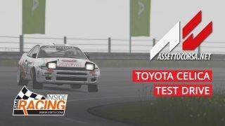 ASSETTO CORSA CELICA TEST DRIVE