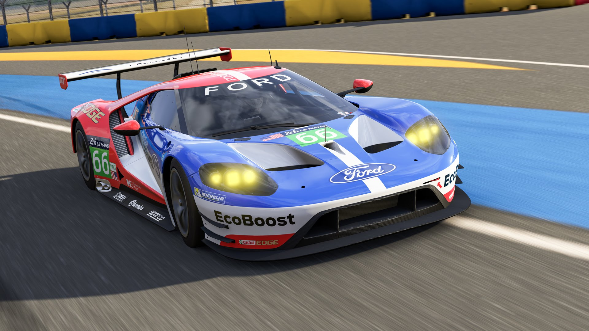 Ford Gt Lm Gte Pro Coming To Iracing Inside Sim Racing