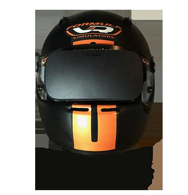 HelmetVR front