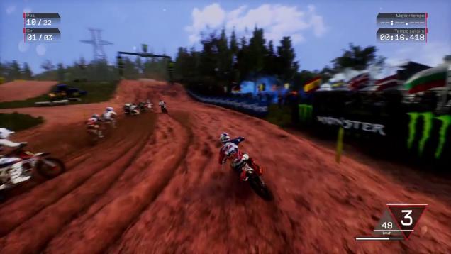 MXGP3 Gameplay Trailer Screenshot 1