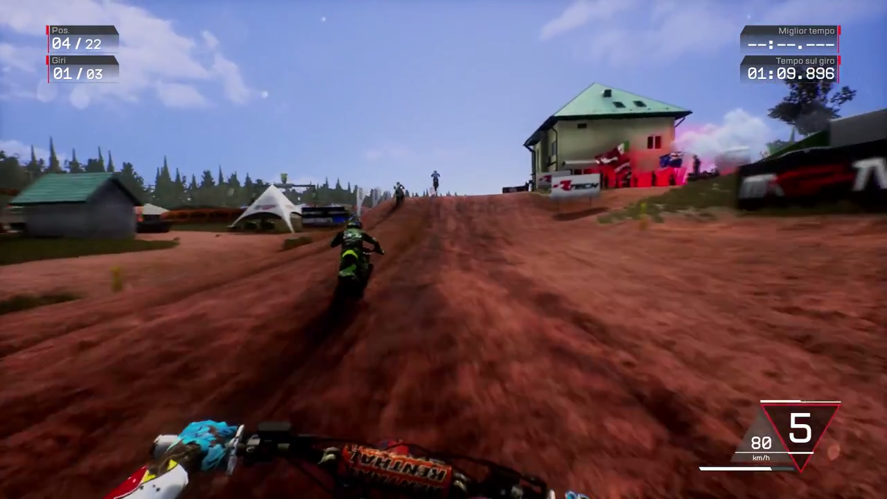 MXGP3 Gameplay Trailer Screenshot 3