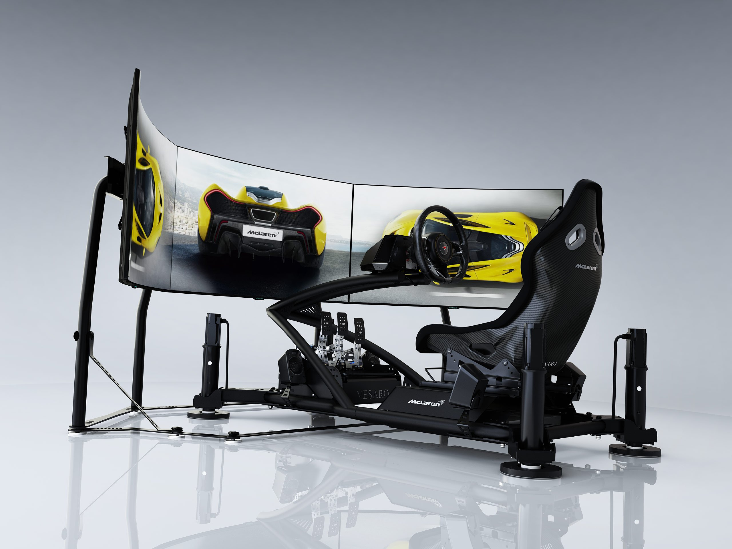 McLaren Ultimate Series by Vesaro