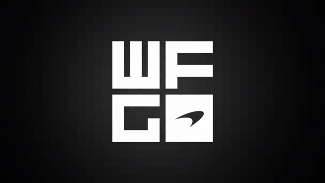 McLaren World's Fastest Gamer logo feature image