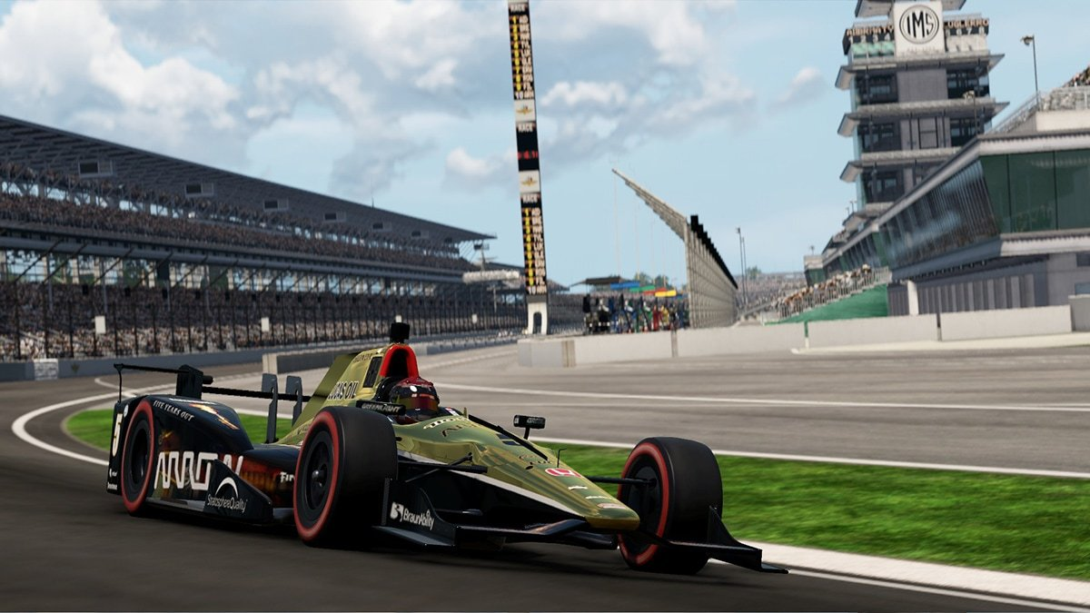 Project CARS 2 IndyCar 1