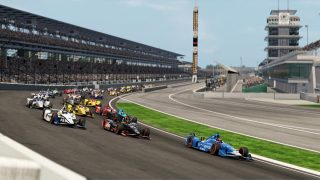 Project CARS 2 IndyCar 2