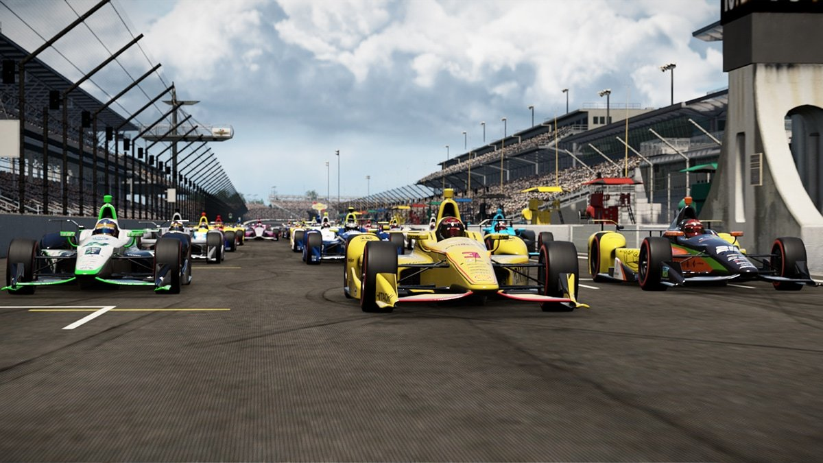 Project CARS 2 IndyCar 4