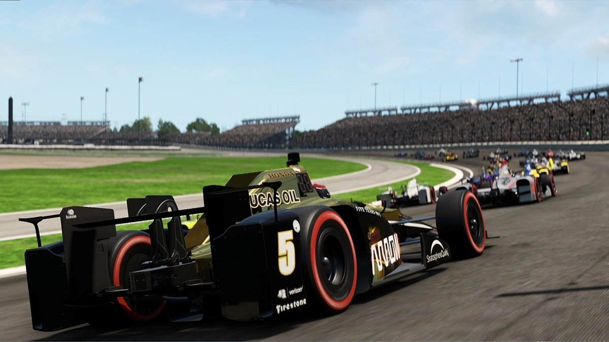 Project CARS 2 IndyCar 5