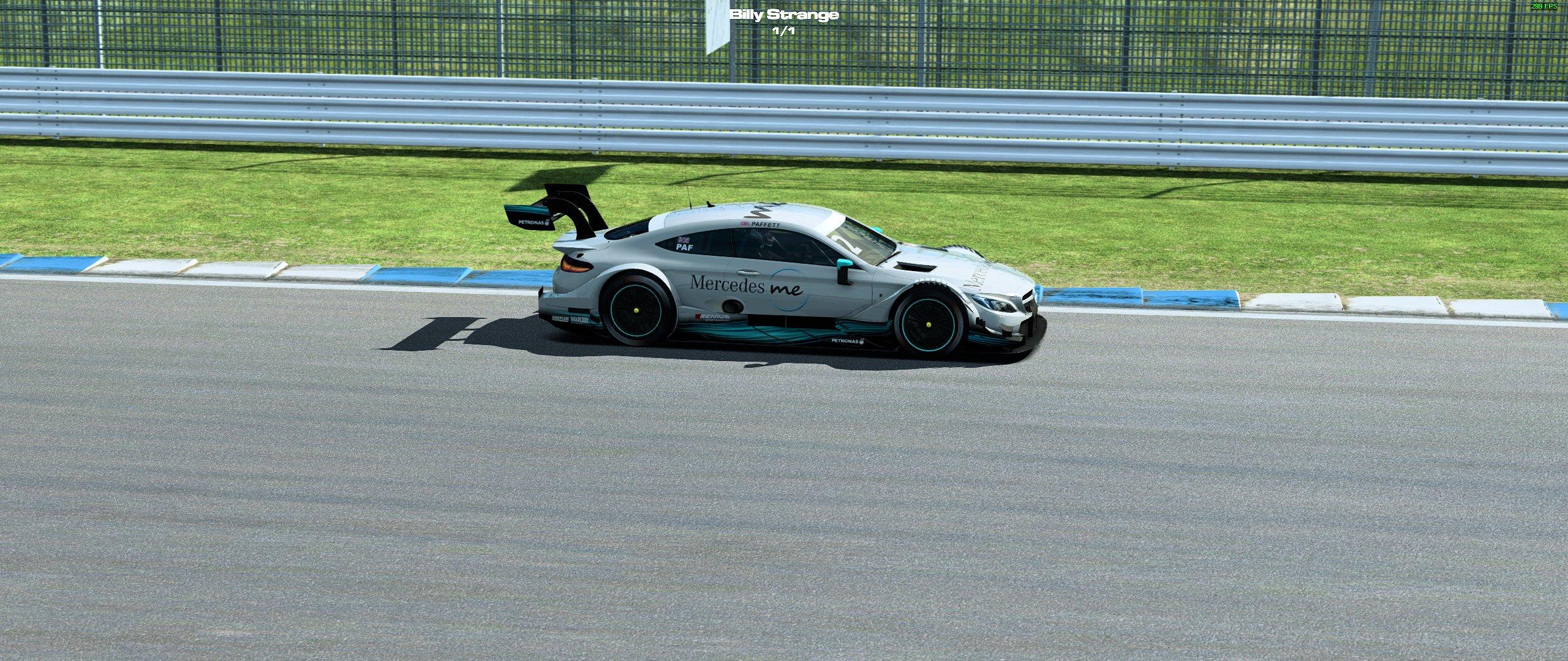 raceroom mercedes dtm competition