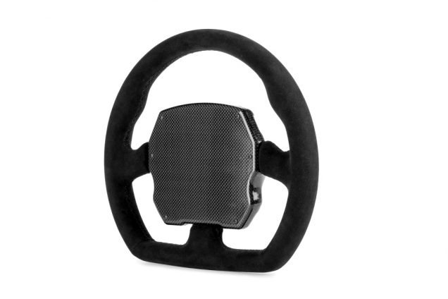 Rexing Carbon Fiber GT Steering Wheel 2