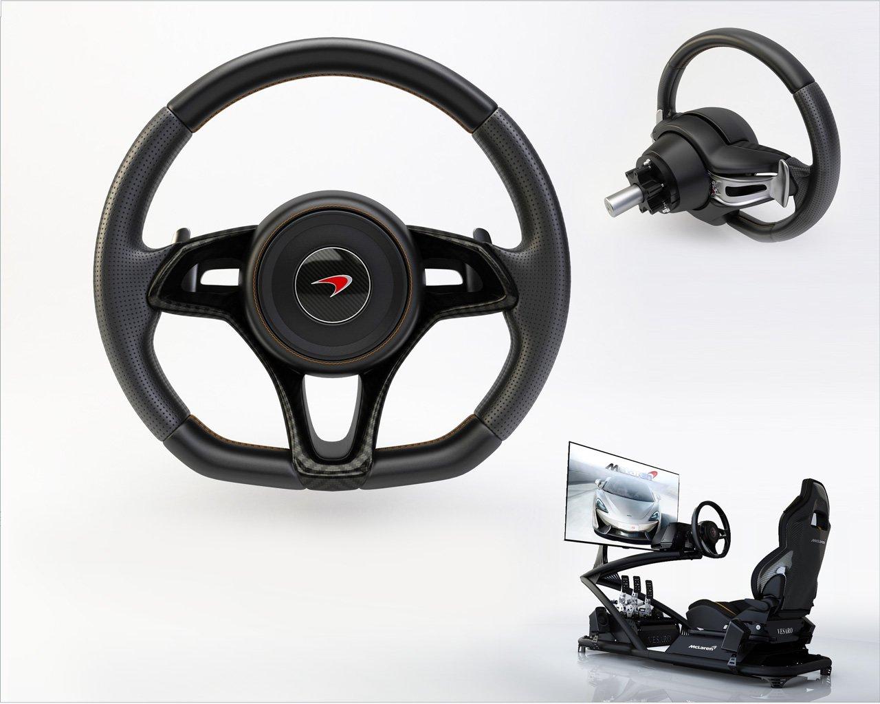 Vesaro McLaren rim