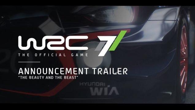 WRC 7 trailer thumbnail