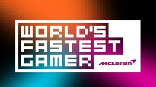 World's Fastest Gamer logo
